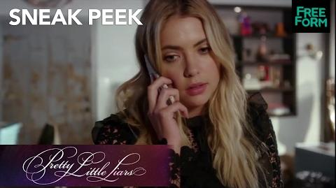 Pretty Little Liars Season 7, Episode 14 Sneak Peek Emily & Hanna Discuss Hanna's Turn Freeform