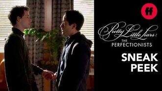Pretty Little Liars The Perfectionists Season Finale Sneak Peek Dylan's Bully Is Back Freeform