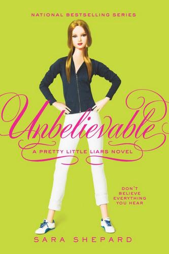 Pretty Little Liars Book Covers ~ Unbelievable pretty little liars wiki fandom powered
