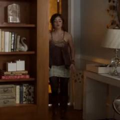 Melissa's Bedroom Door