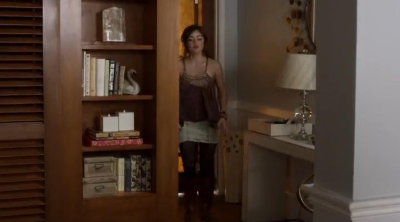 Melissas Apartment Bedroom Door