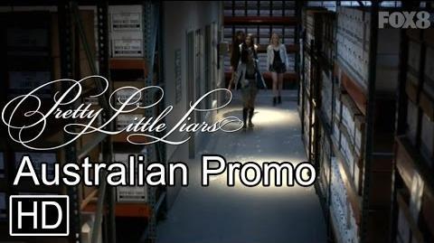 """Pretty Little Liars 6x04 AUSTRALIAN Promo - """"Don't Look Now"""""""