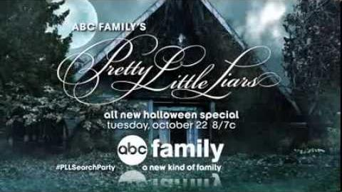 Pretty Little Liars - The Search for Alison- 2 Hour Halloween Special Promo (HD) PLLSearchParty