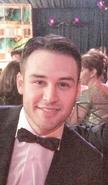 Ryan Guzman in a tux
