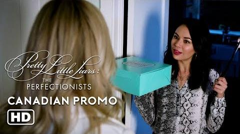 Pretty Little Liars The Perfectionists Official CANADIAN Trailer 1 (W Network Presents)