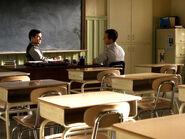 Ezras Klassenraum