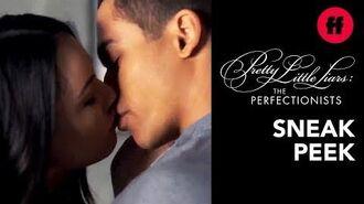 Pretty Little Liars The Perfectionists Episode 9 Sneak Peek Mason Wants to Undress Mona