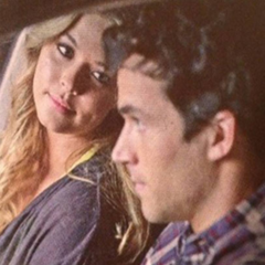 Ali the Night she disappeared...with EZRA!