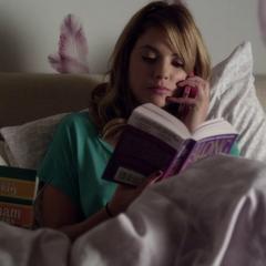 Detective Bookworm Hanna Marin