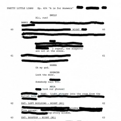 From Real Leaked Script