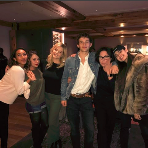 Eli with the PLL: TP cast