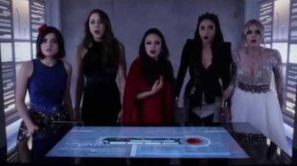 "Pretty Little Liars - Cece Is A Reveal - 6x10 ""Game Over, Charles"" Summer Finale"
