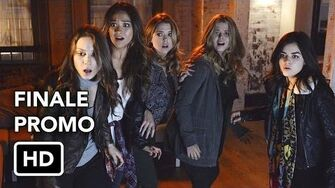 "Pretty Little Liars - A is for Answers (Promo) - ""Final de Temporada"""