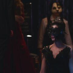 Melissa es Black Swan