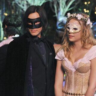 Caleb y Hanna son Romeo y Julieta
