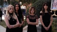 "Pretty Little Liars - Charlotte Dies Funeral - 6x11 ""Of Late I Think Of Rosewood"""
