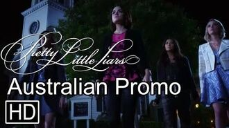 "Pretty Little Liars - 6x06 Promo Australiana ""No Stone Unturned"""