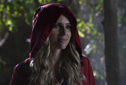 610 Red Coat is Sara