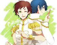 Hibiki and Wataru