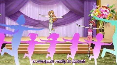 Pretty Rhythm aurora dream episode 6 english sub (the whole episode)