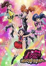 Pretty Rhythm Jumps 4