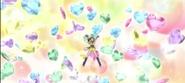 Crystal splash