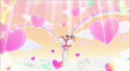 Shining love cupid