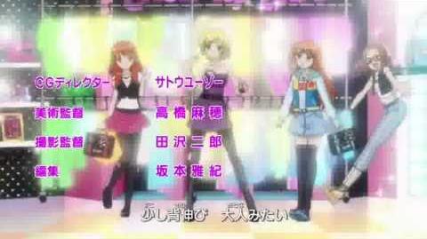 Pretty Rhythm Aurora Dream OP - You May Dream (HD)