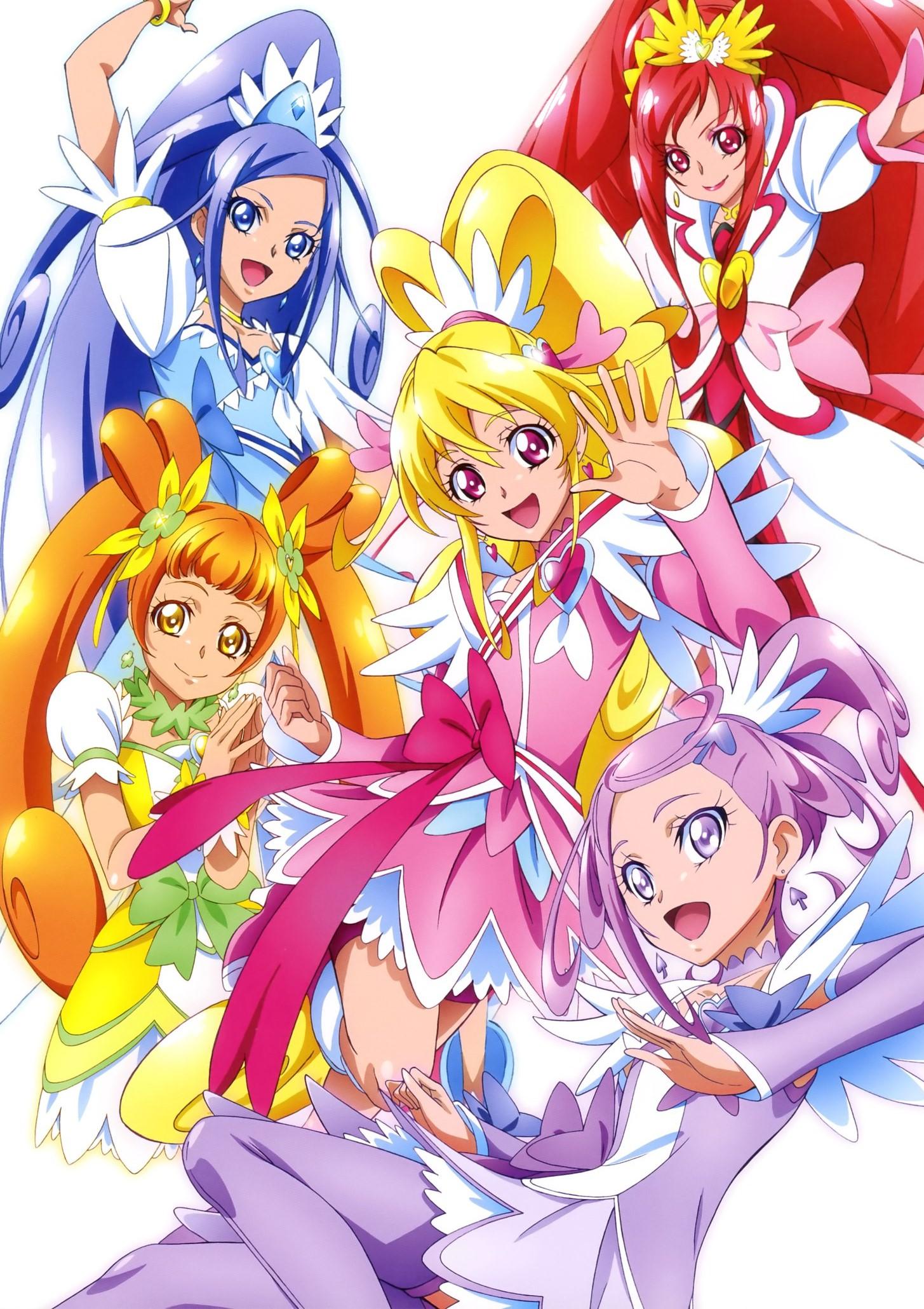 Yes! Pretty Cure 5   Pretty Cure Wiki   Fandom