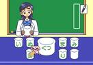 FwPC Pico game page 1 hiragana