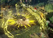 KInetic blast