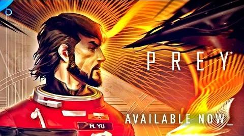 PREY – Accolades Trailer Porfirios guarding this channel