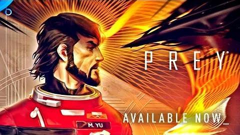 PREY – Accolades Trailer Porfirios guarding this channel