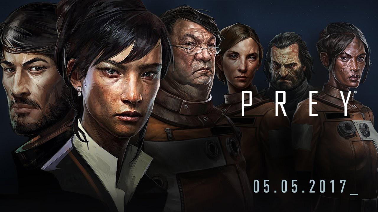 Персонажи Prey (2017)