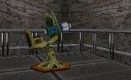 Invasion-turret