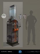 Water Cooler Concept