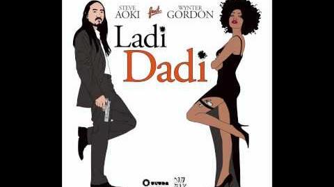 Steve Aoki ft. Wynter Gordon - Ladi Dadi (Part II) (Cover Art)