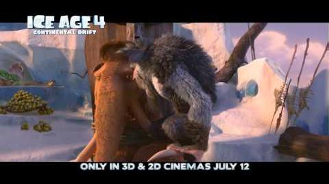 """Ice Age 4 Continental Drift """"Master Of The Seas"""""""