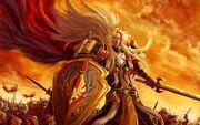 Blood elf paladin wow world of warcraft hd-wallpaper-92461