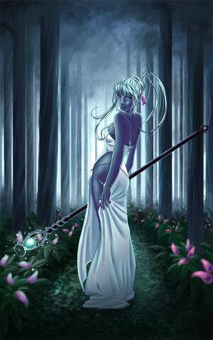 Priestess of elune by spectr00m-d5nxm72
