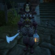 Commander Althea Ebonlocke