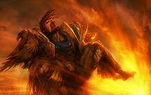 Video games world of warcraft fantasy art paladin artwork yaorenwo 1440x900 wallpaper wallpaperswa.com 12