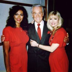 with Bob Barker & Dian Parkinson