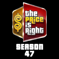 Price is Right Season 47 Logo