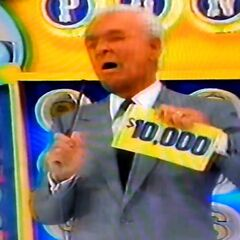 And, on his fourth punch, he would've had $10,000!