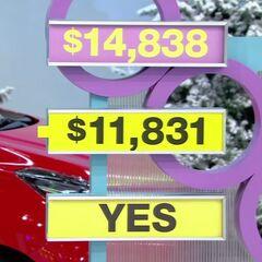 ARP: $14,838.