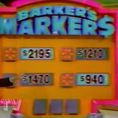 He decides to move the marker to $1,470. And in doing so, it will cost him $500.