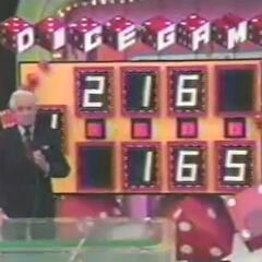 This would have to be one of the most exciting instant wins that Dice Game has had on Price is Right.