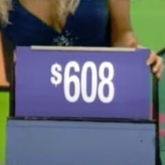 First, she picks the smoker, which is $608.