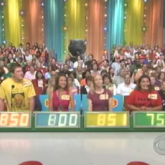 From October 2007: Notice that the red display was brighter. Starting with this season, the show's name has been removed and now the covers are blue with Pricedown dollar signs.
